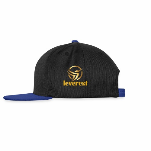 Leverest-Mode - Snapback Cap