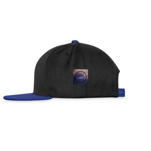 POVER POWER - Snapback Cap