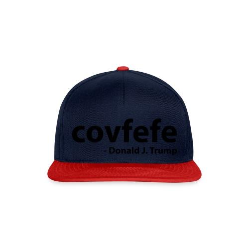 Covfefe - Donald J. Trump - Snapback cap