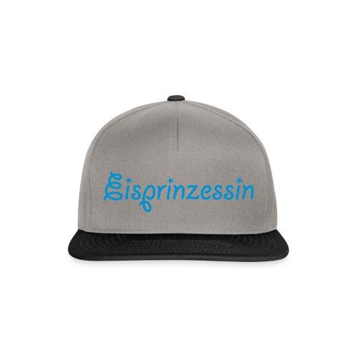 Eisprinzessin, Ski Shirt, T-Shirt für Apres Ski - Snapback Cap