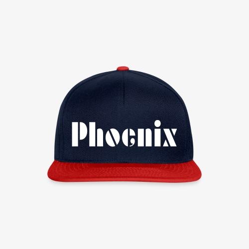 Doors Phoenix - Casquette snapback