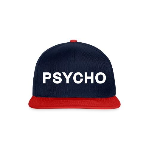 PSYCHO - Snapback Cap