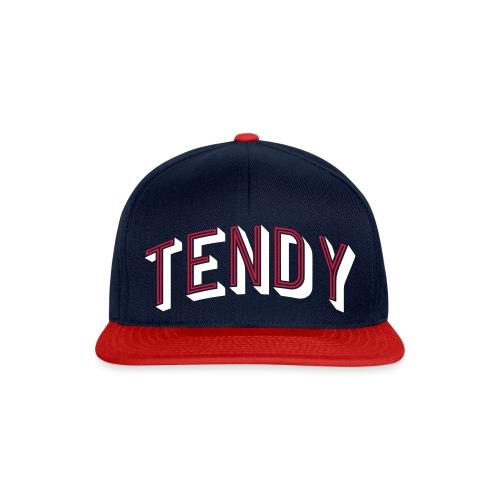 Hockey Goaltender - Tendy - Snapback Cap