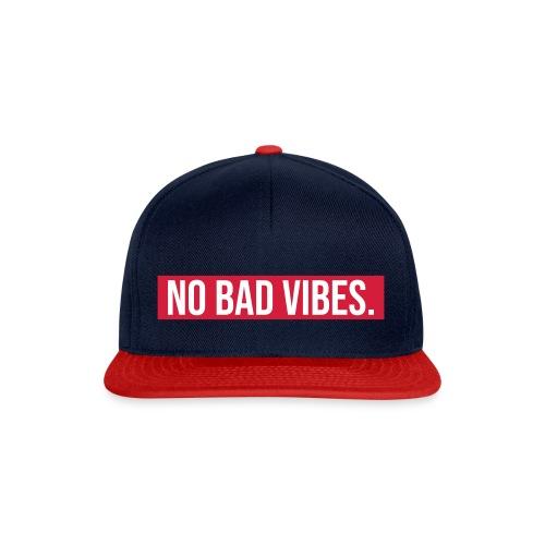 nobadvibes - Snapback Cap