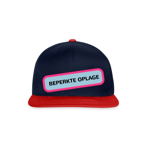 Grappige Rompertjes: Beperkte oplage - Snapback cap