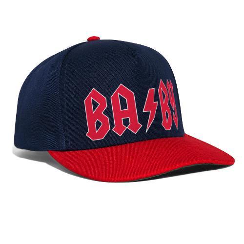 music baby 01 - Snapback Cap