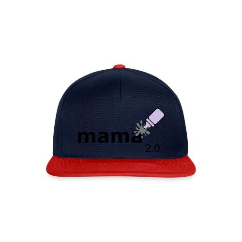 Mama_2-0 - Snapback Cap