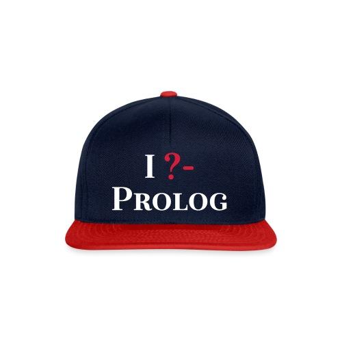 I ?- Prolog - Snapback Cap