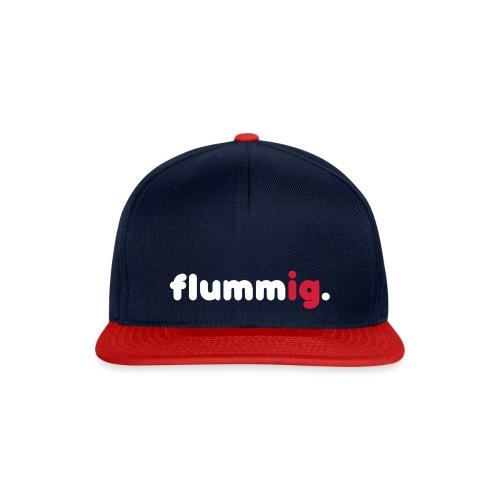 FLUMMIG. - Snapbackkeps