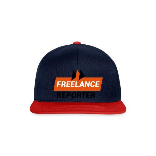 Freelance Reporter - Snapback Cap