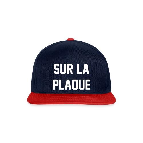 SLP Grey - Snapback Cap