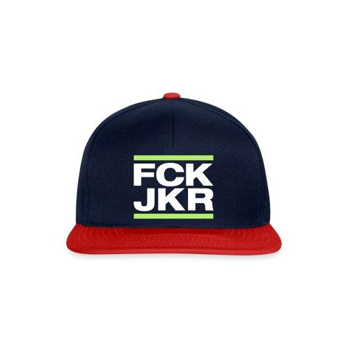 FCK JKR - Gorra Snapback