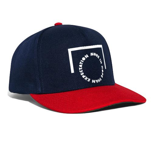 More in Hope Than Expectation - Snapback Cap