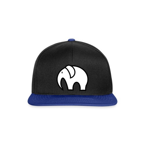 olifant pictogram - Snapback cap