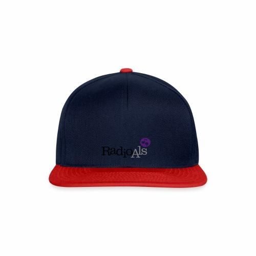 RadioAls Logo CMYK - Snapback Cap