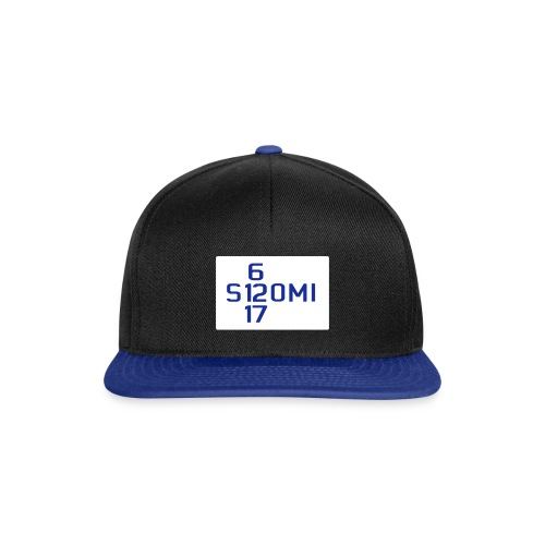 suomi61217 - Snapback Cap