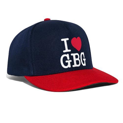 I love GBG - Snapbackkeps