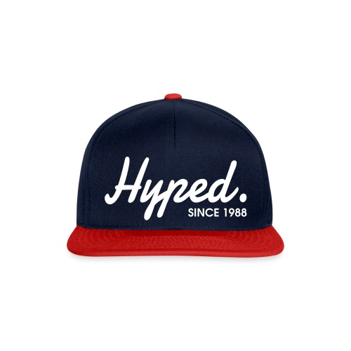 hyped since 1988 - Snapback Cap