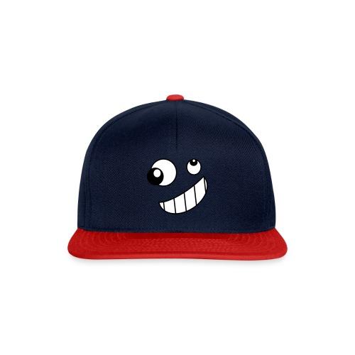 funky face - Snapback cap