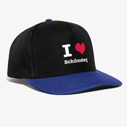 I love Schöneberg - Snapback Cap