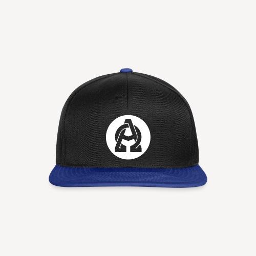 ALPHA AND OMEGA - Snapback Cap
