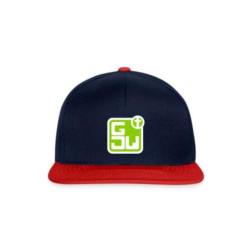 gjw logo cmyk - Snapback Cap