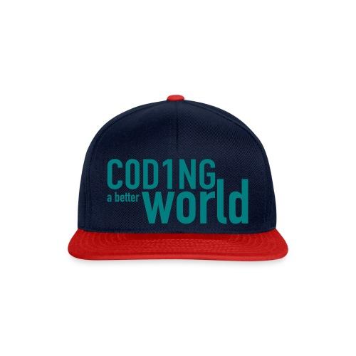 C0D1ING2 - Snapback cap