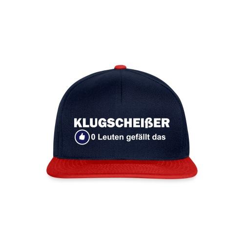 Klugscheisser - Snapback Cap