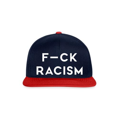 FUCK RACISM - Snapbackkeps