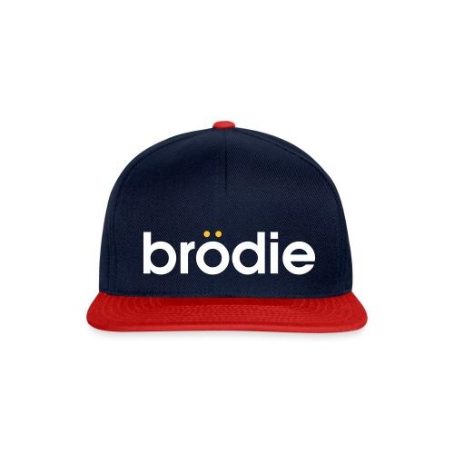 Brodie Logo - Snapback Cap