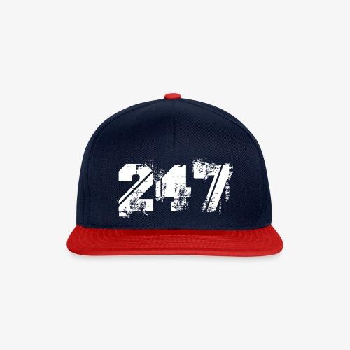 247 - Snapback Cap