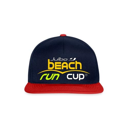 SPREADSHIRT_Atelier_Beach_run_v3_-1- - Casquette snapback