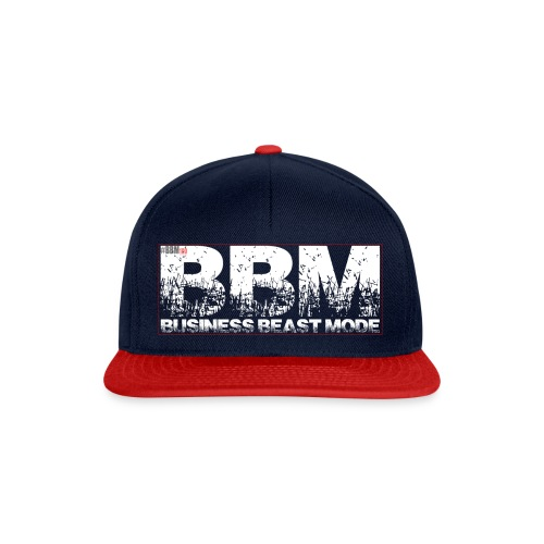 BBM - Business Beast Mod - Snapback Cap