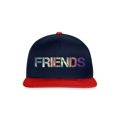 FRIENDS - Gorra Snapback