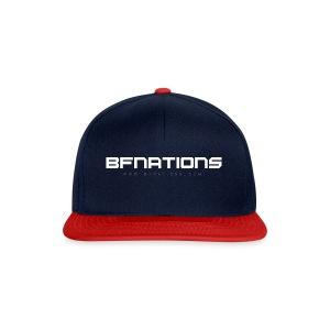 BFNations Logo - Snapbackkeps