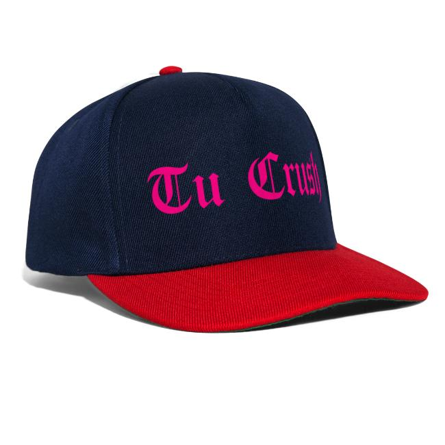 Tu Crush Pink Lettering