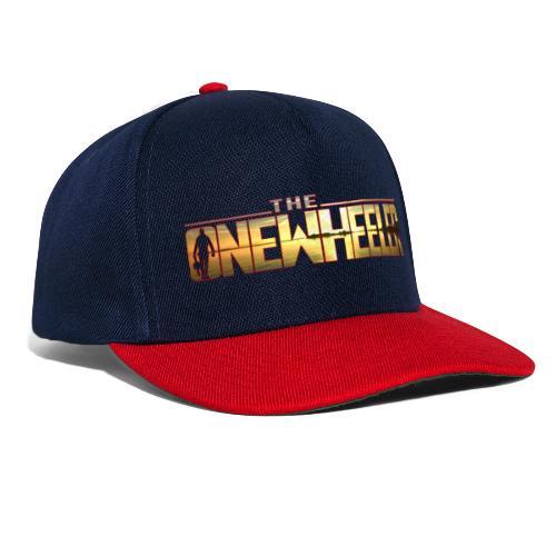 The OneWheeler Walk RED - Snapback Cap