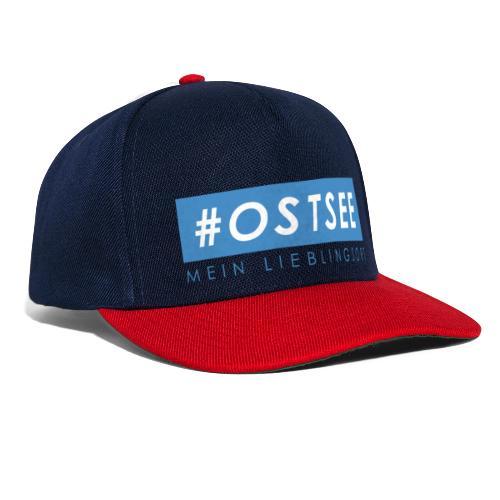 #ostsee - Snapback Cap