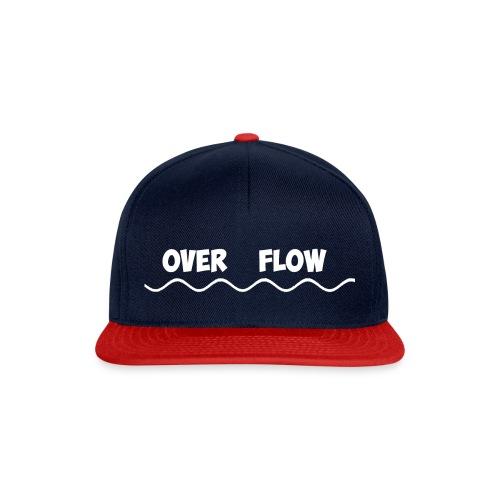 Over Flow - Snapback Cap