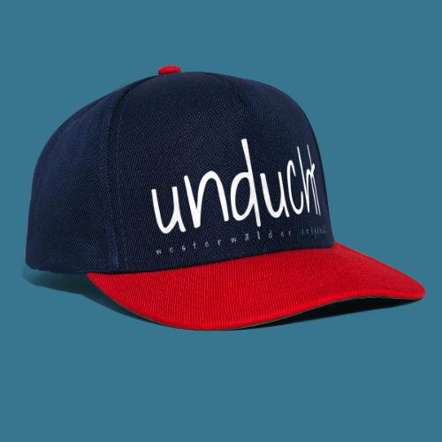 Unducht Neu & Verspielt - Snapback Cap