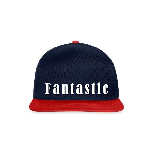 fantastic-white - Snapback Cap