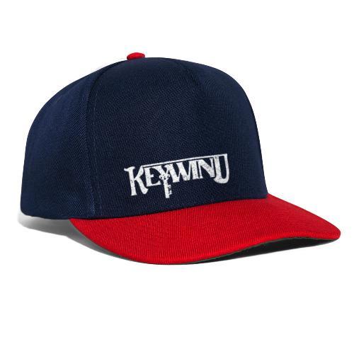 Keywind White Logo - Snapback-caps
