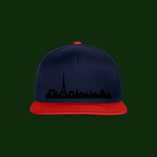 Paris Skyline - Snapback Cap