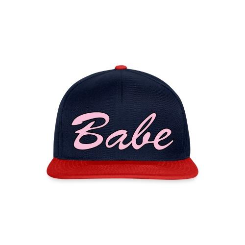 Babe - Snapbackkeps