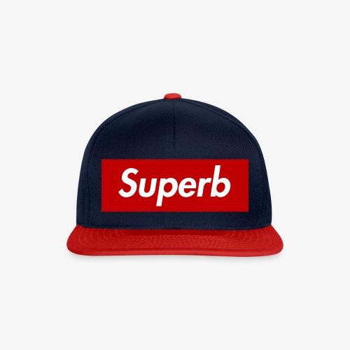 Superb - Snapback Cap
