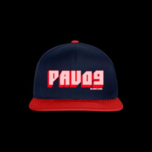 SNAPBACK PAVO9 - Snapback Cap