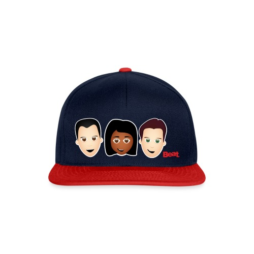 Beat Breakfast Teddy Bear - Snapback Cap