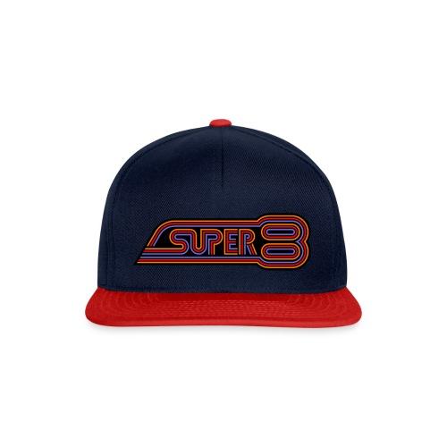 Super 8 - Snapback Cap