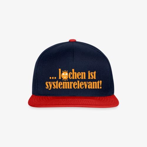 system - Snapback Cap