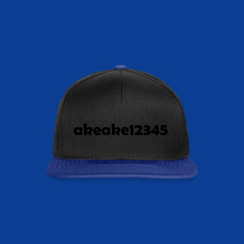 Shirts and stuff - Snapback Cap